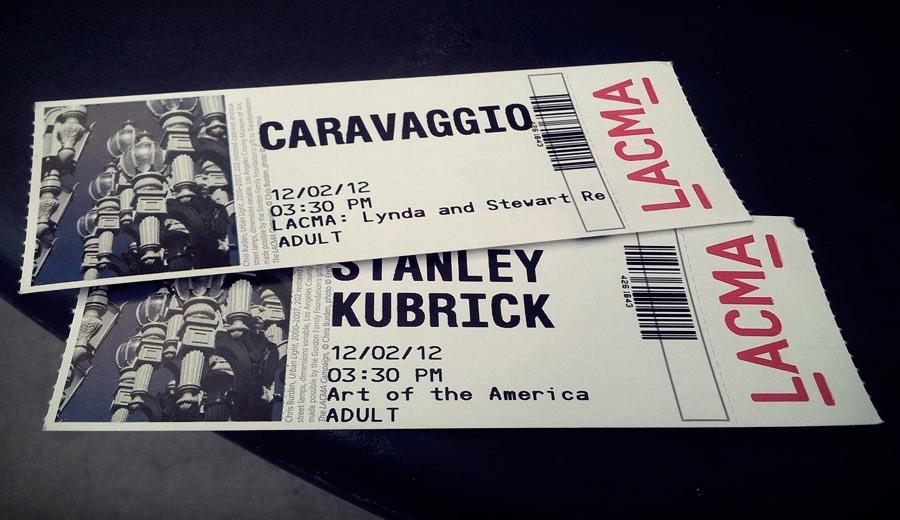 Lacma Stanley Kubrick