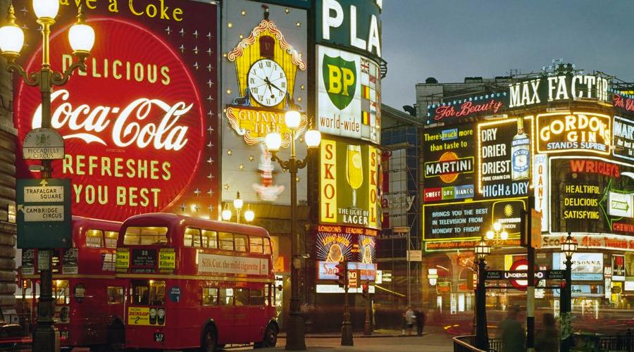 Taschen London Calling