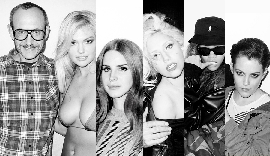 Terry Richardson's Allstar