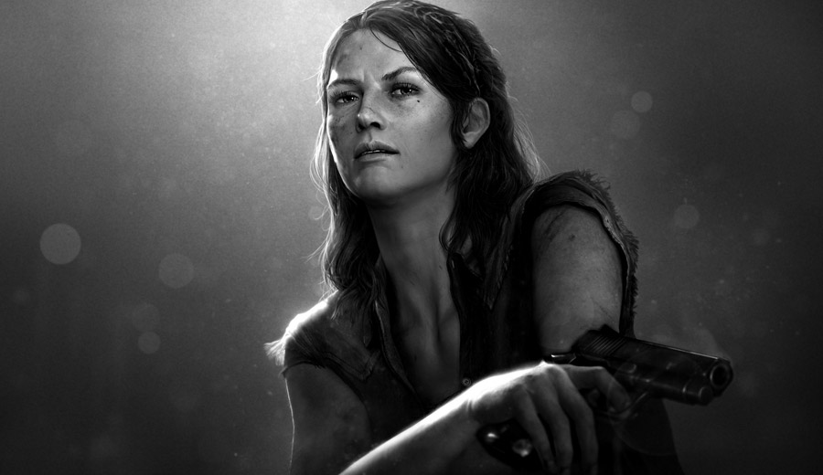 Tess of The Last of Us