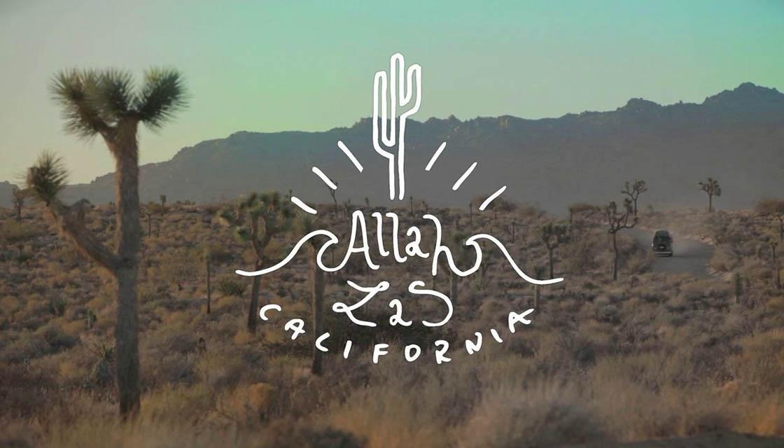 Allah Las California
