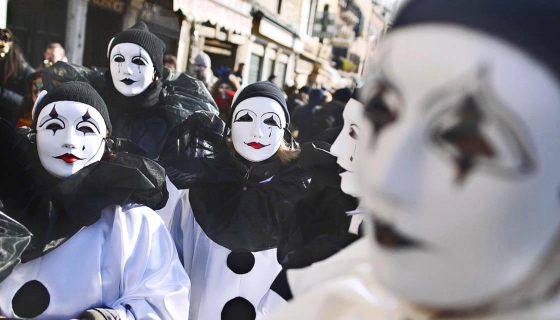 Carnevale-venice