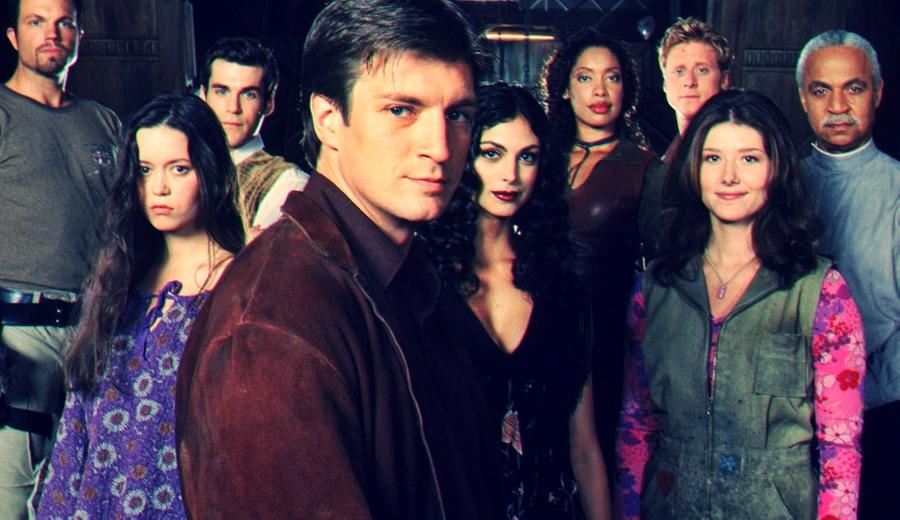 Firefly's Cast