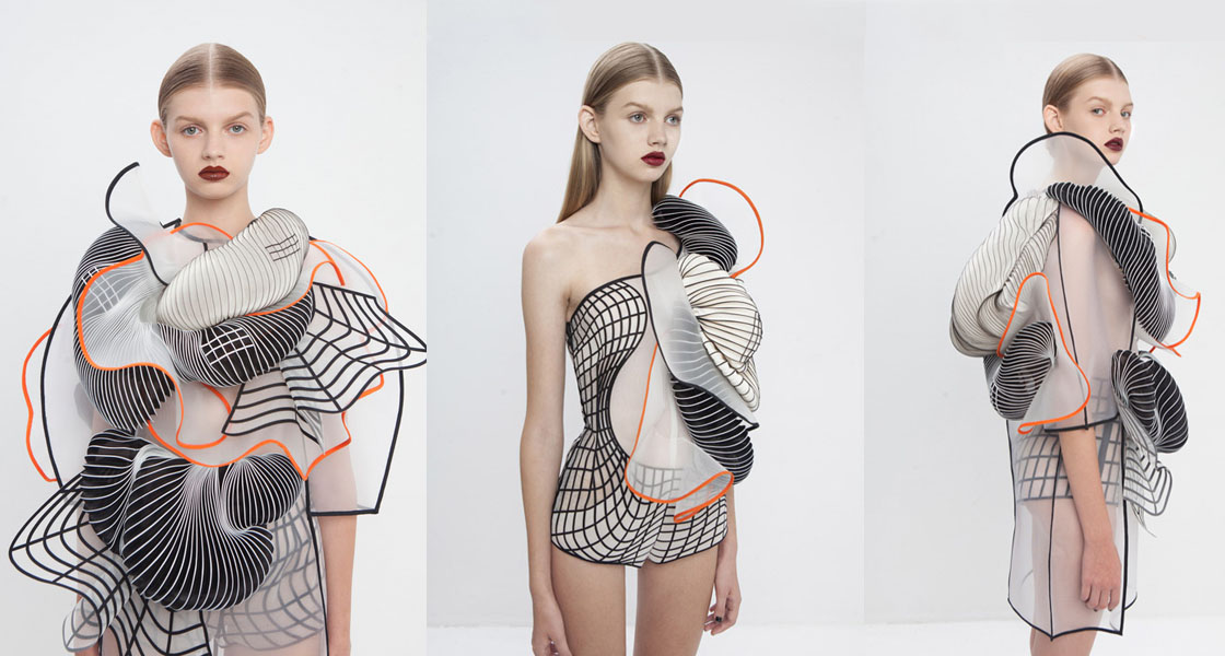 "Noa Raviv's Collection: ""Hard Copy"""