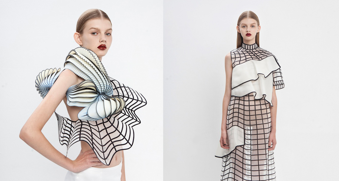 Noa Raviv's New Collection Hard Copy