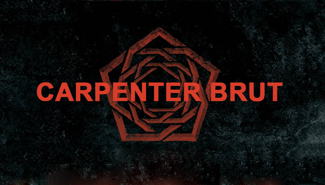 Carpenter Brut Cover