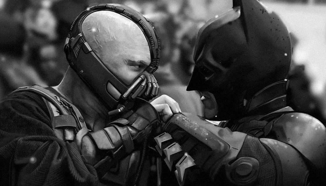 Nolan The Dark Knight Rises