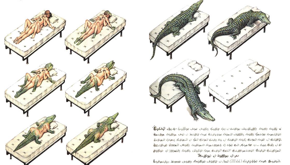 Codex Seraphinianus 6