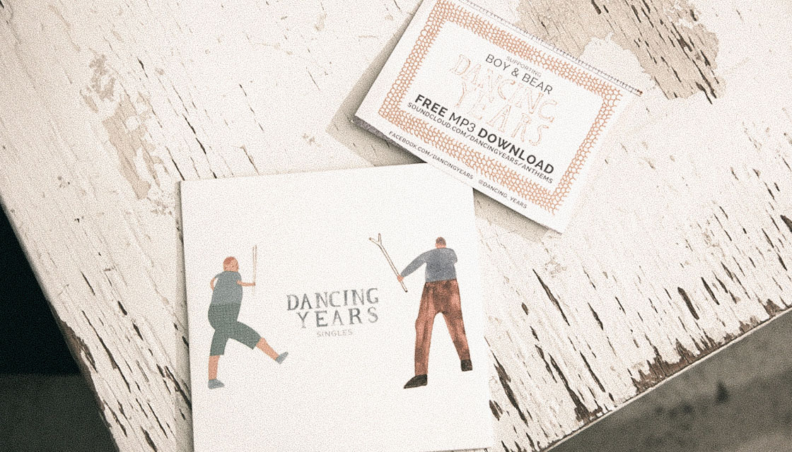 Dancing Years CD
