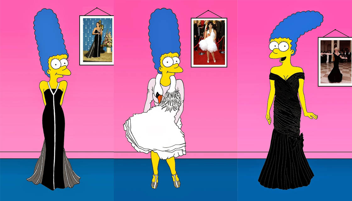 Marge Simpson by Alexandro Palombo 3