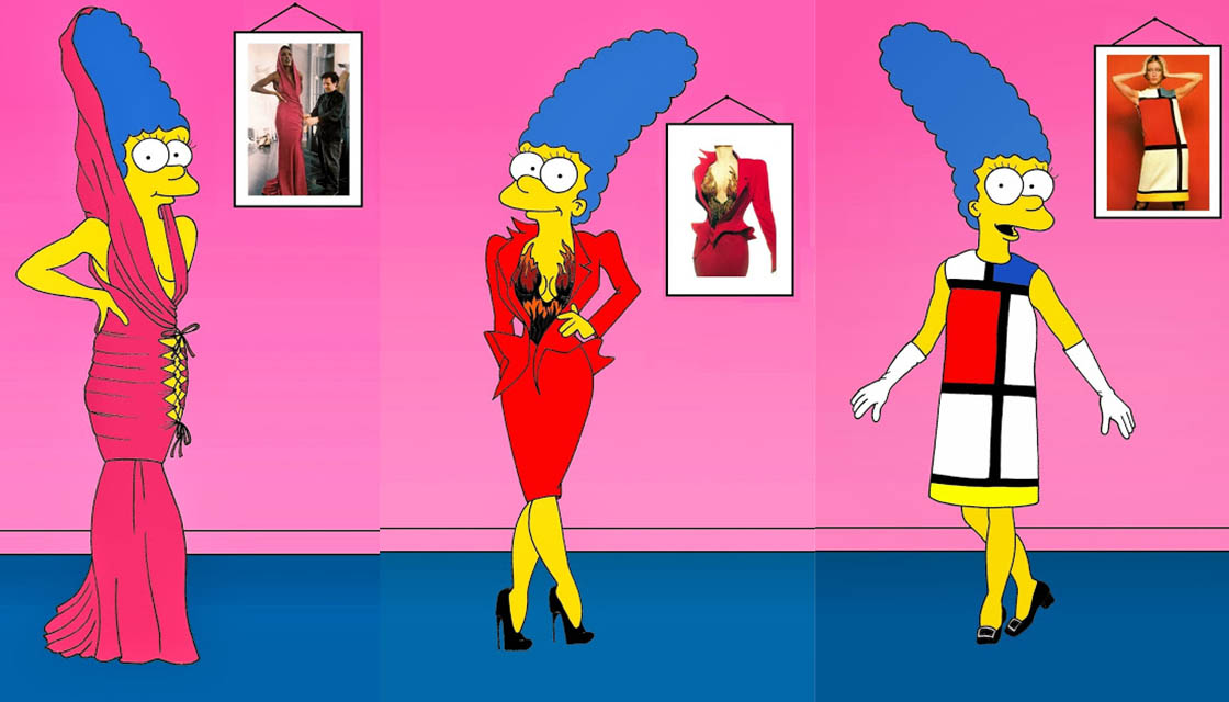 Marge Simpson by Alexandro Palombo 5