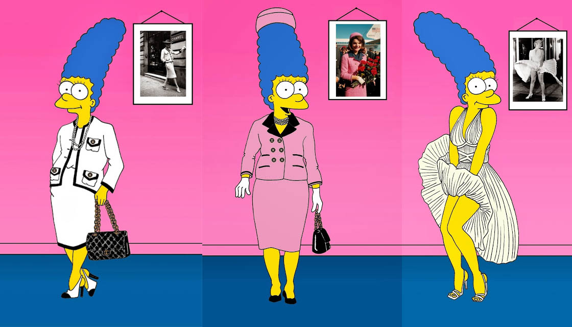 Marge Simpson by Alexandro Palombo 7