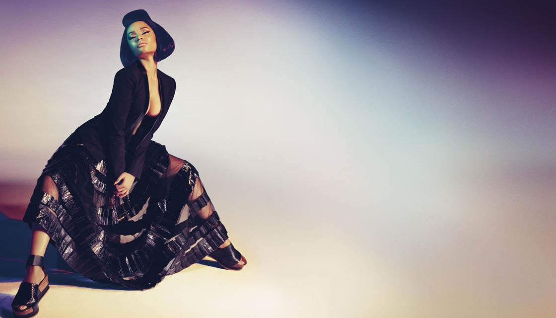 Nicki Minaj for Roberto Cavalli 3