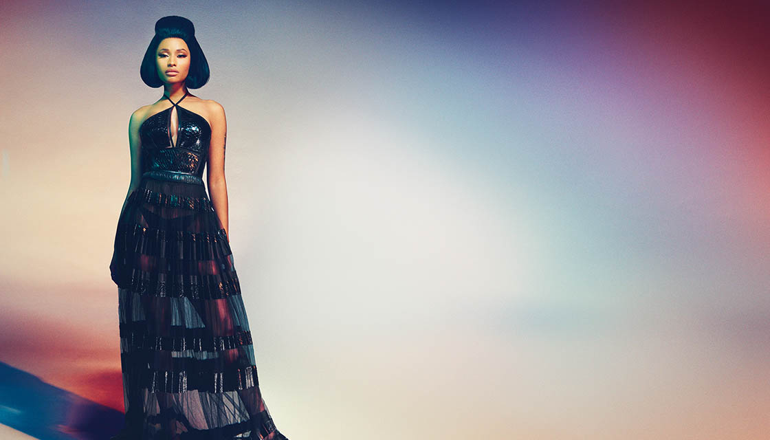 Nicki Minaj for Roberto Cavalli 8