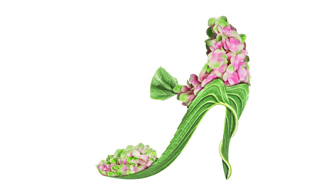 Shoe Fleur 13