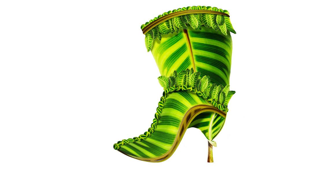 Shoe Fleur 14