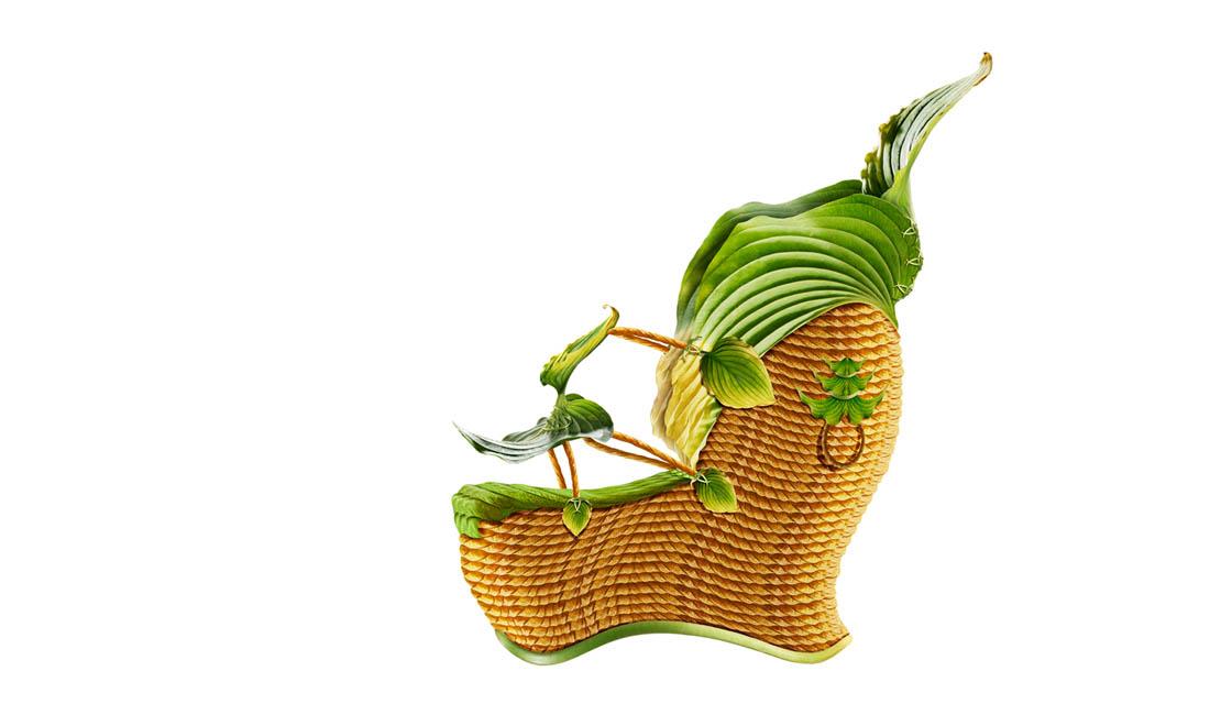 Shoe Fleur 2
