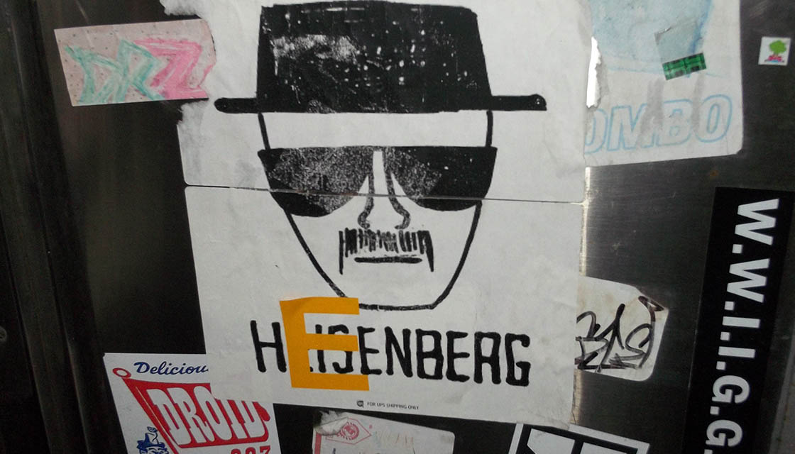Breaking Bad Street Art 10