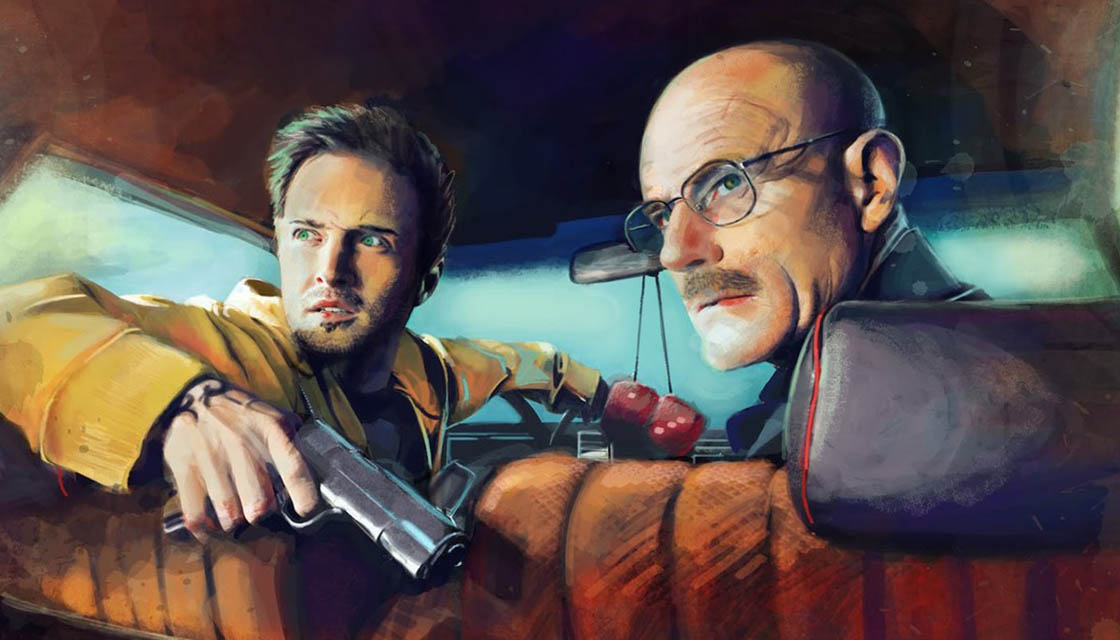 Breaking Bad Street Art 5