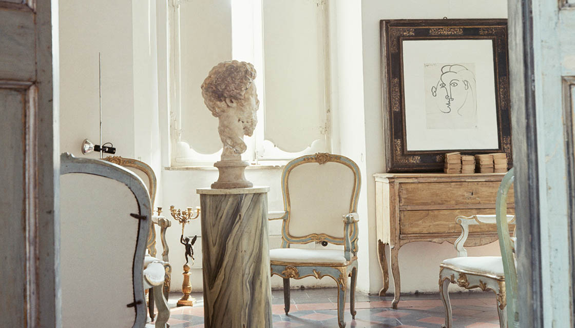 Cy Twombly's Home 11