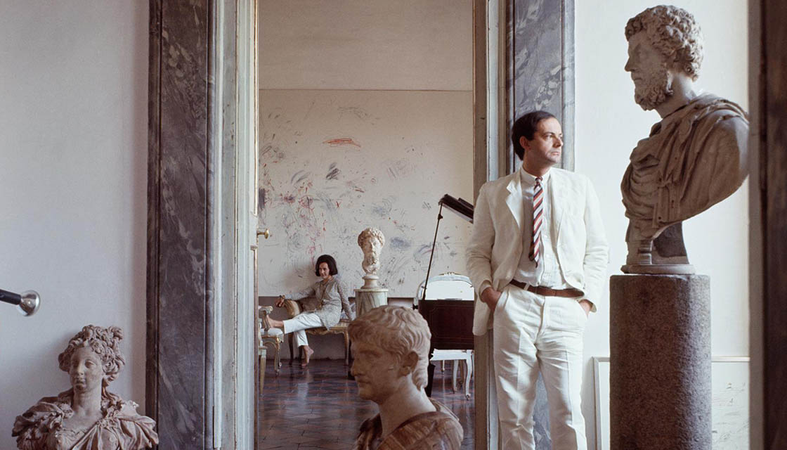 Cy Twombly's Home 5