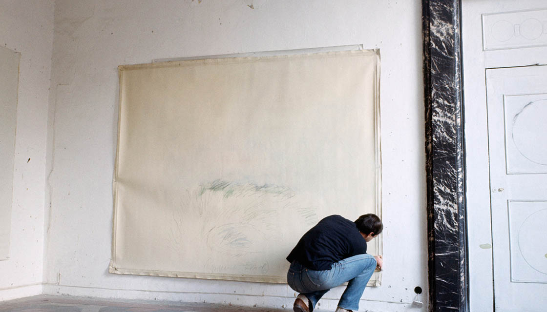Cy Twombly's Home 6