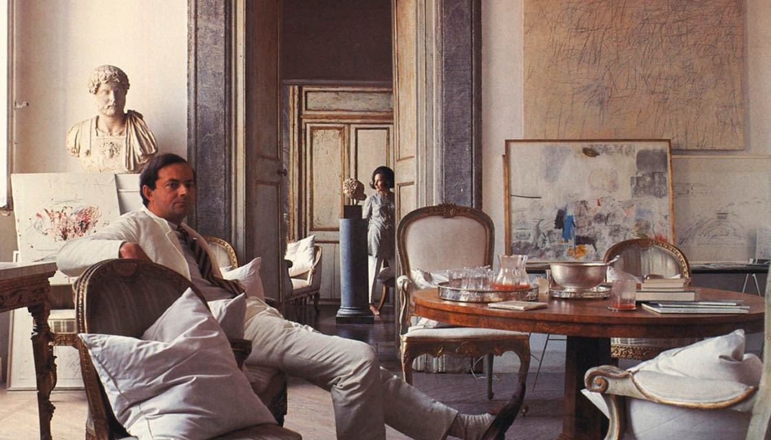 Cy Twombly's Home 7