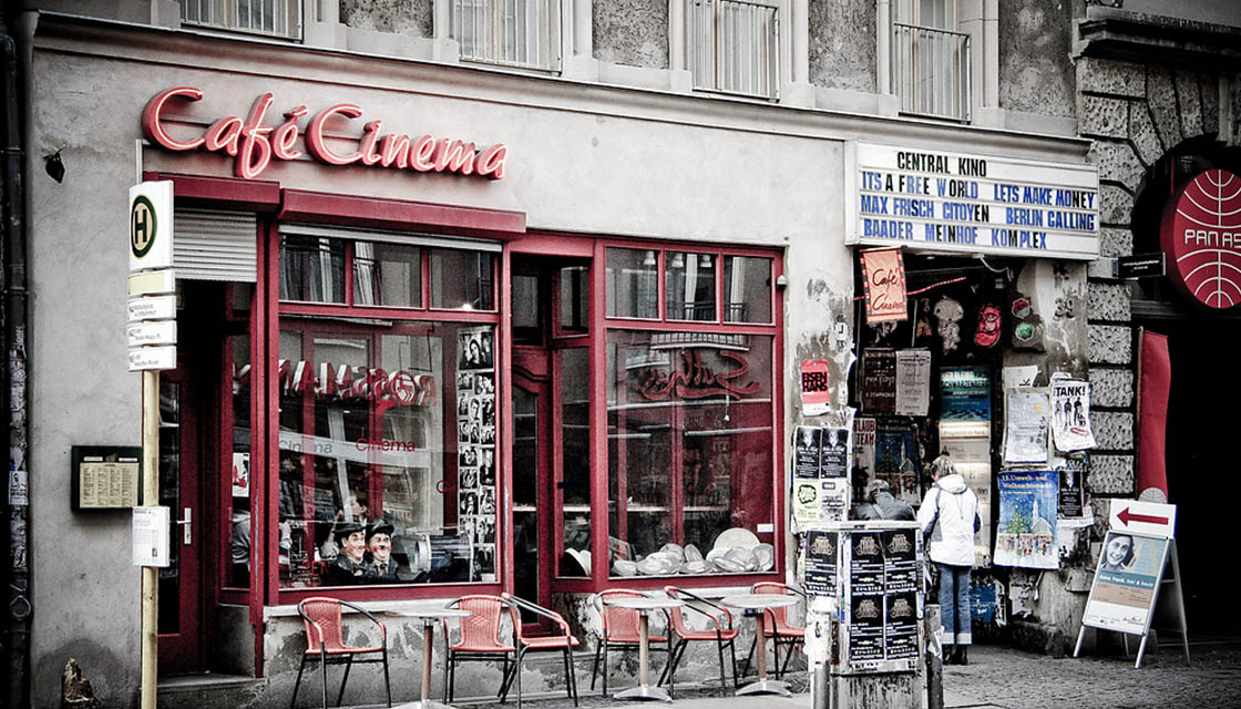 cafe sinema berlin
