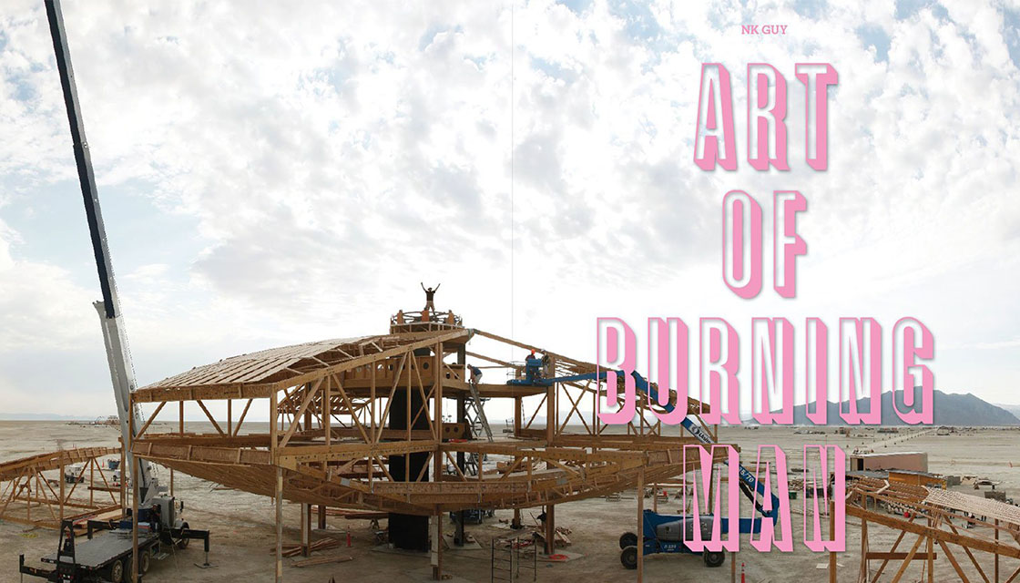 burning man book 1