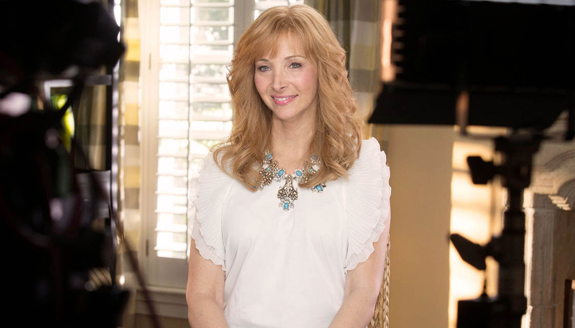 lisa kudrow the comeback
