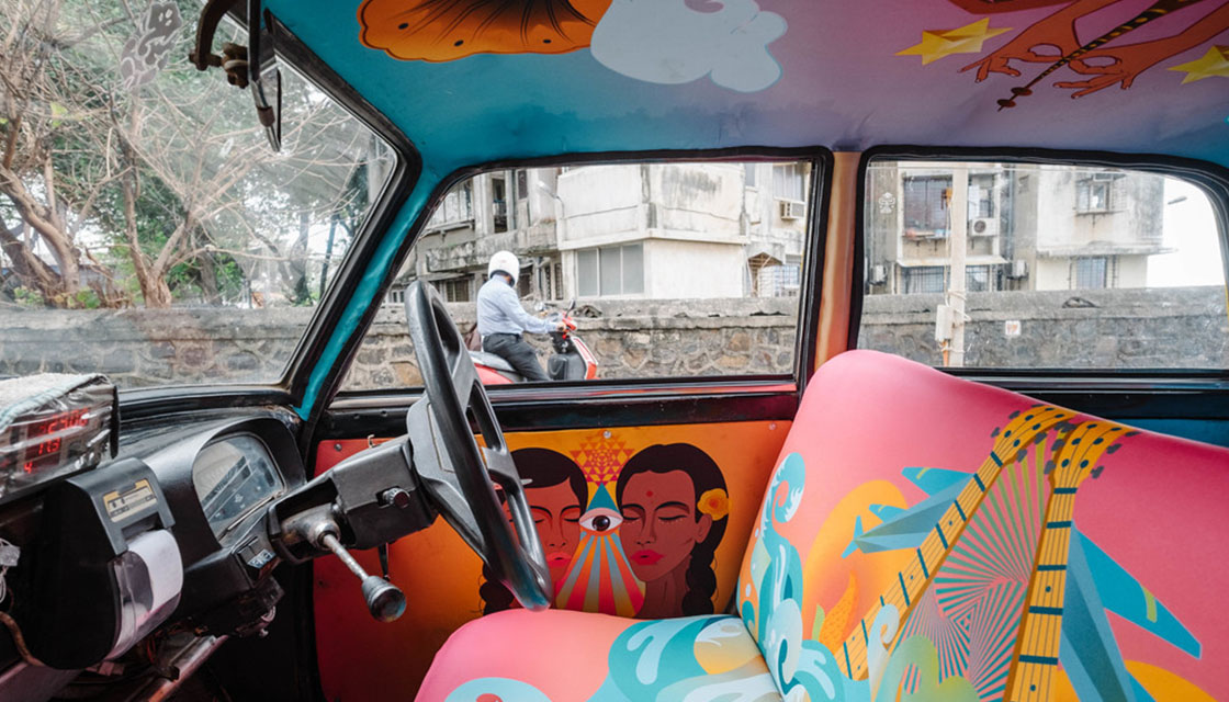 Taxi Fabric 11