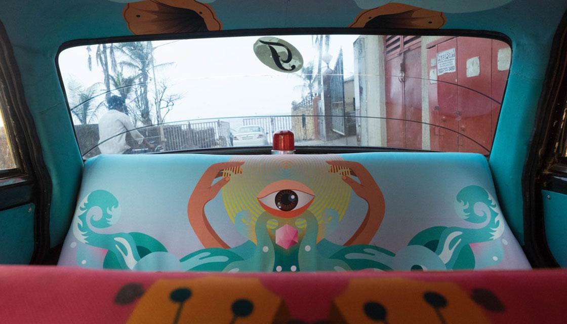 Taxi Fabric 14