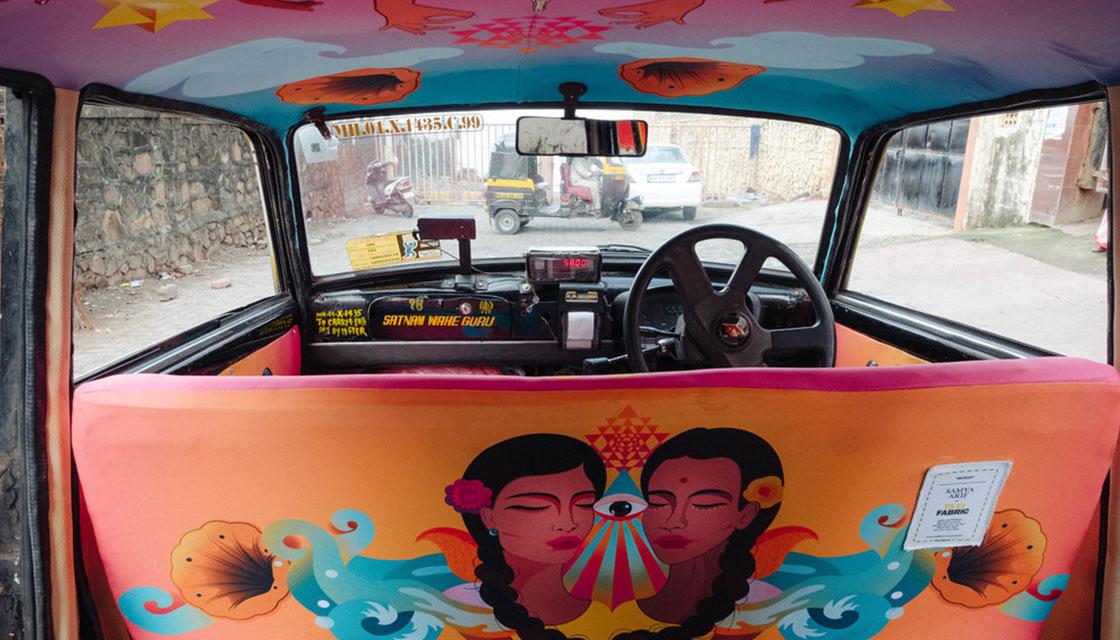 Taxi Fabric 16