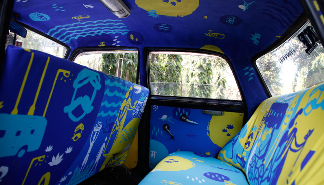 Taxi Fabric 5