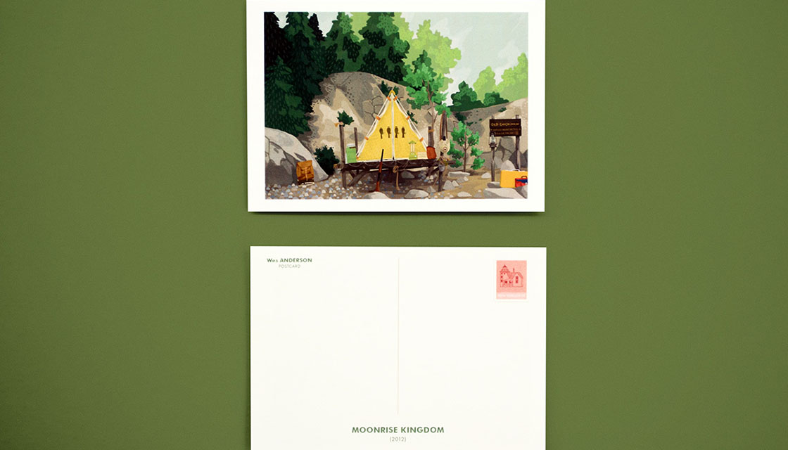 wes anderson postcards 2