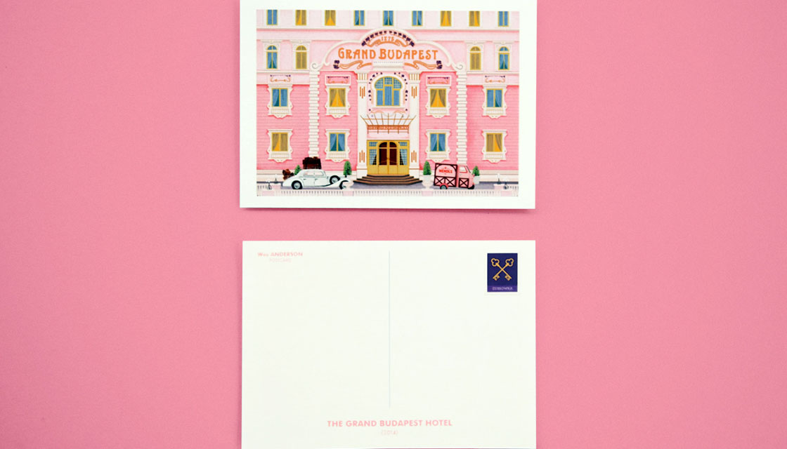wes anderson postcards 5