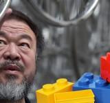 LEGO, Ai Weiwei'yı Reddetti