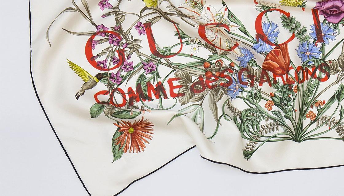 Gucci x COMME des GARCONS 3